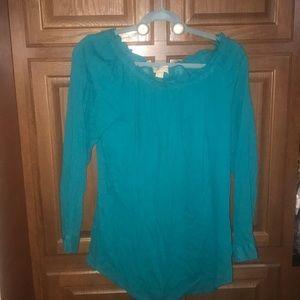 Michael Kors Woman's Blouse Shirt Medium